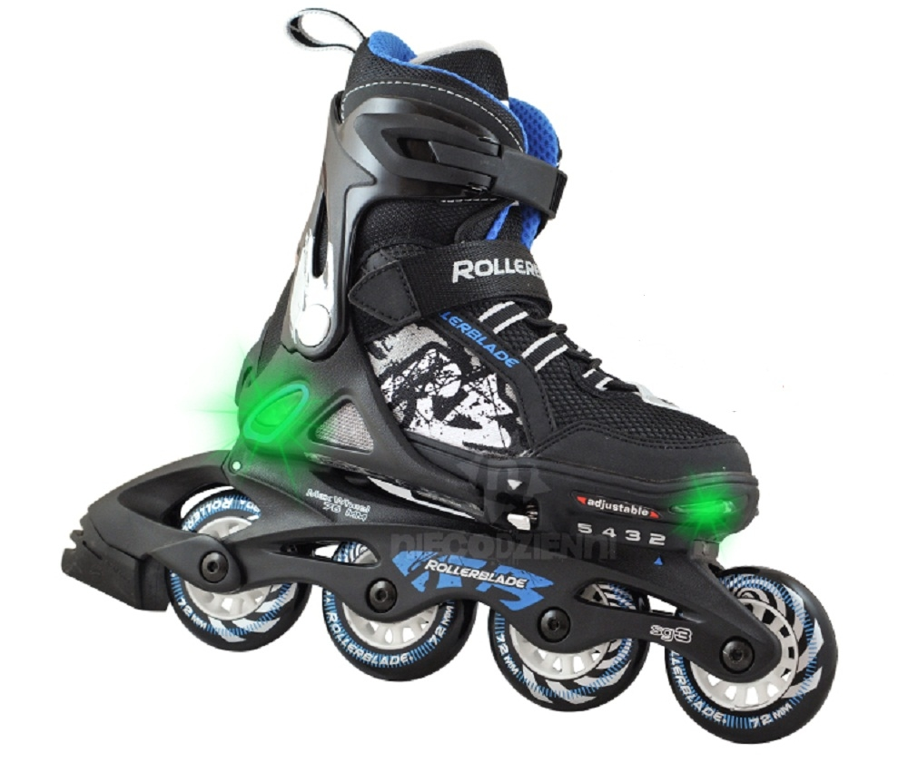 Ролики Rollerblade Spitfire Flash 2015