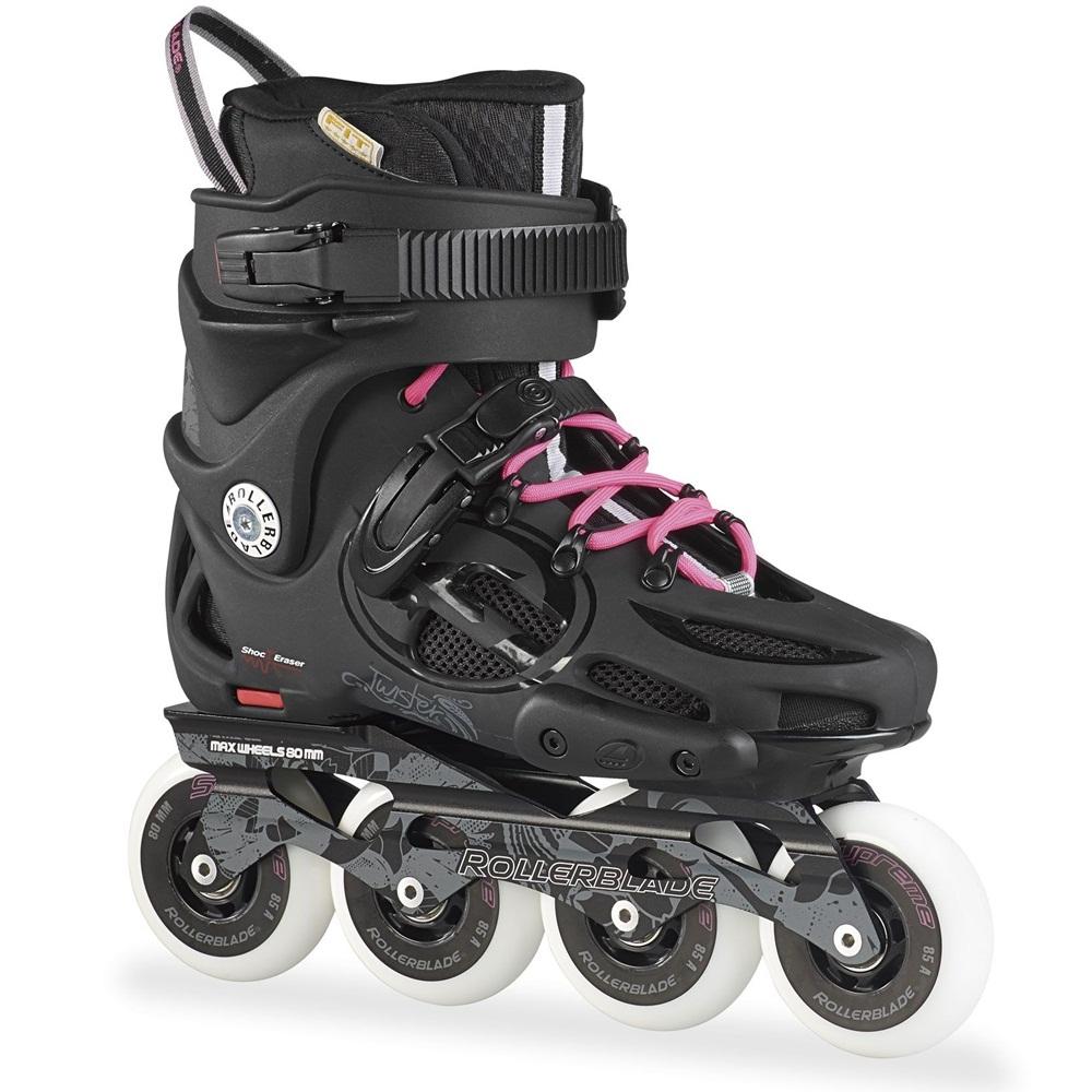 595e1c1401f9f7 Женские ролики Rollerblade twister скидочная цена и бесплатная доставка
