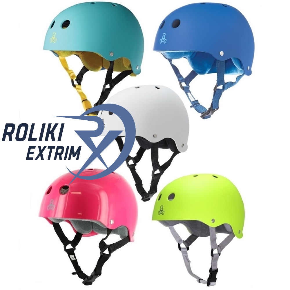 Шлем для роликов Triple Eight Brainsaver Helmet with Sweatsaver Liner