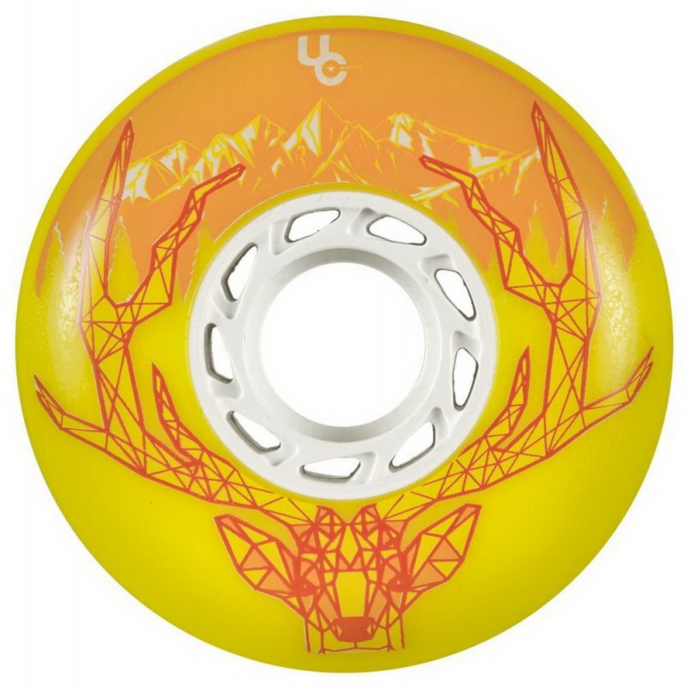 UNDERCOVER-Deer-wheel-yellow-76-mm-86-A-Full-Radius