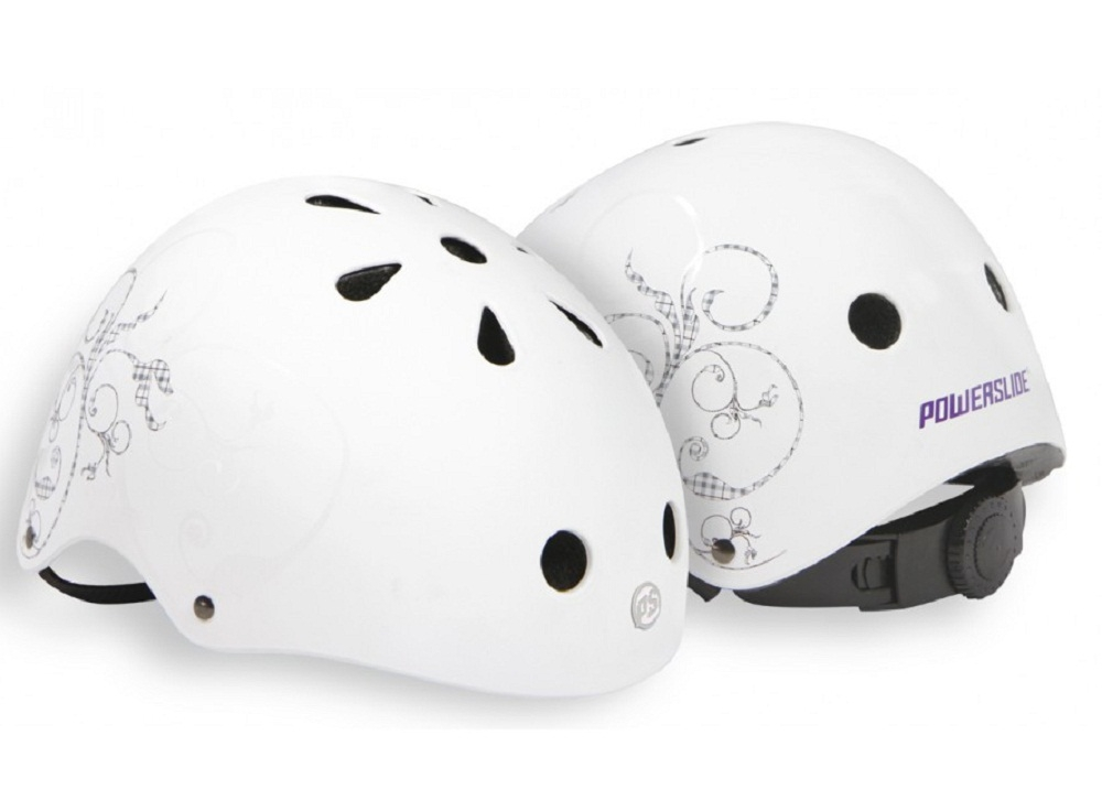 Powerslide helmet allround kids girls - шлем для роликов — <Фото №1>