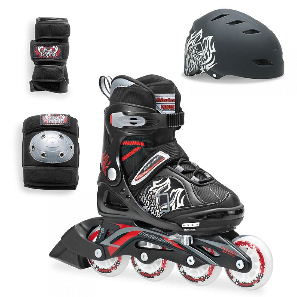 Rollerblade Bladerunner Phaser XR Cube 2015 — <Фото №1>