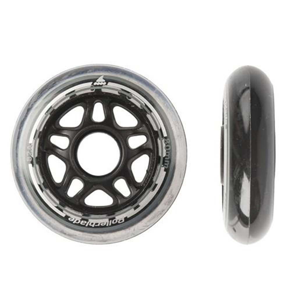 Rollerblade Wheels 80mm 82A 6-pack — <Фото №6>