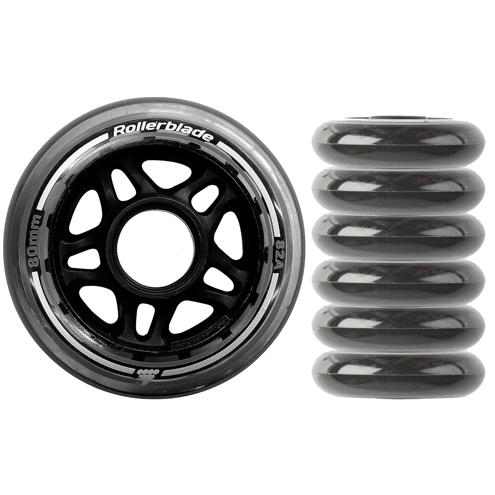 колеса Rollerblade Wheels 80mm 82A — <Фото №1>