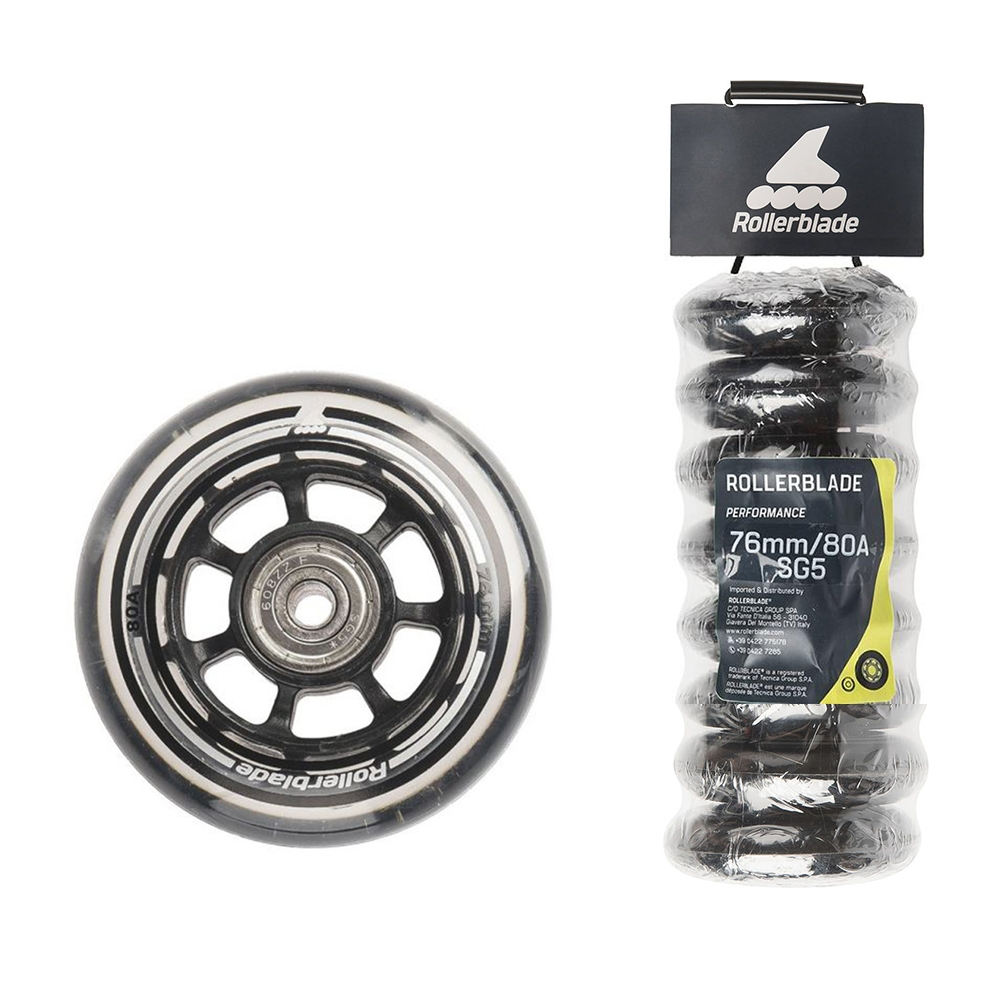 Rollerblade Wheels 76/80A — <Фото №3>