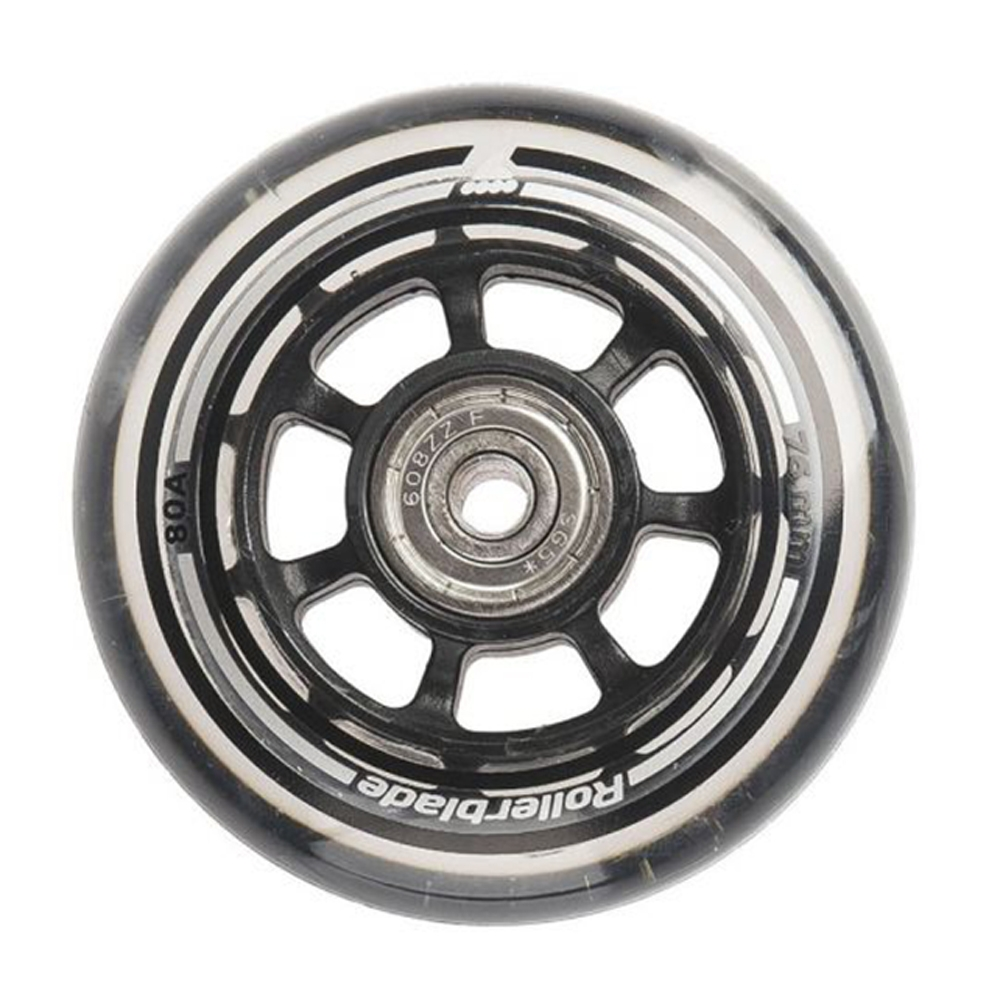 колеса Rollerblade Wheels 76/80A 8 Pack — <Фото №2>