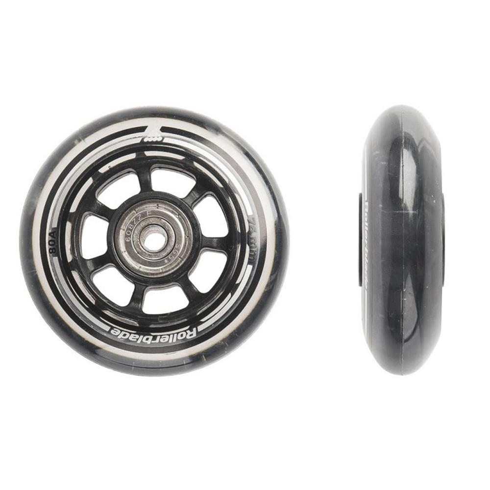 Rollerblade Wheels 76/80A 8 Pack — <Фото №1>