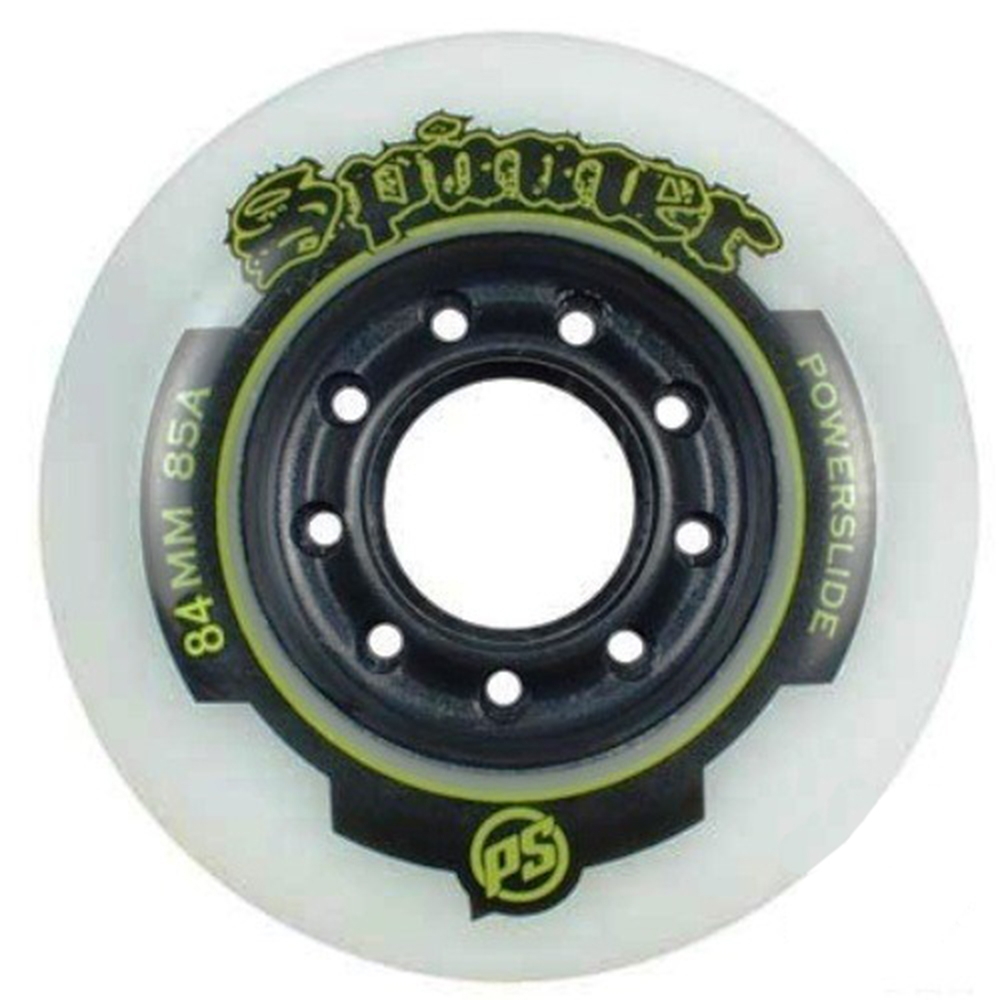 powerslide spinner wheels 84 mm 4-pack 2014 — <Фото №1>