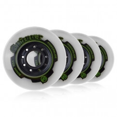 Колеса для роликових ковзанів powerslide spinner wheels 84 mm 4-pack — <Фото №11>