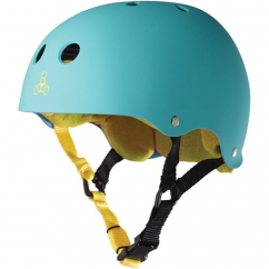 Шлем для роликов Triple Eight Brainsaver Helmet with Sweatsaver Liner — <Фото №13>