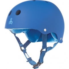 Шлем для роликов Triple Eight Brainsaver Helmet with Sweatsaver Liner — <Фото №12>