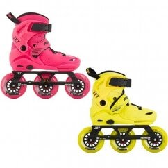 Детские ролики Powerslide Jet kids yellow/pink