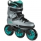 Ролики Powerslide Next Arctic Grey 110 2020